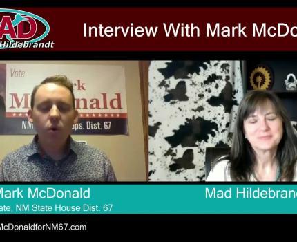 Clip 9 – Mark McDonald is the Democratic candidate …
