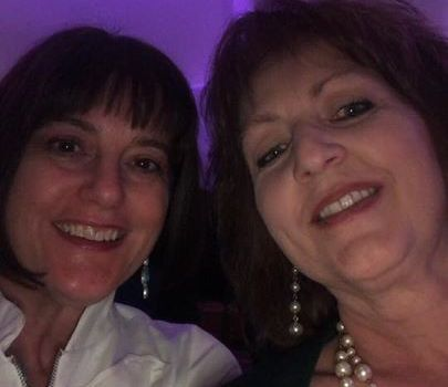 Me and Cheryl Ford at the Legislative Dinner. This …