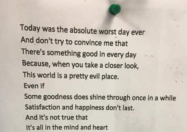 Worst Day Ever? by Chanie Gorkin