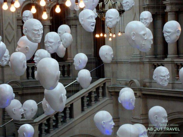 Museo de Kelvingrove en Glasgow