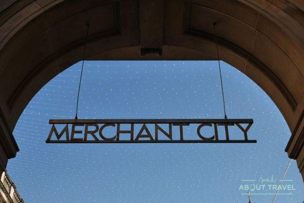 que ver en glasgow: merchant city