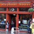 Cafetería The Elephant House en Edimburgo