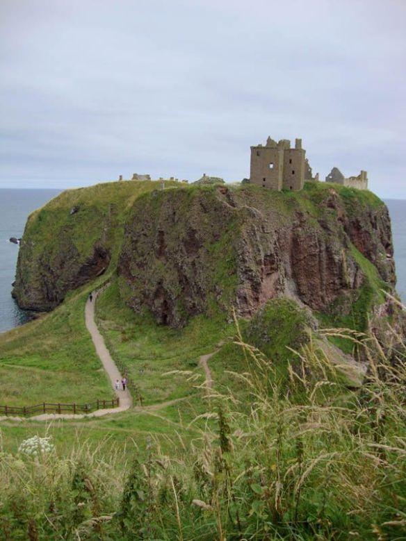 Castillo de Dunnottar, Escocia