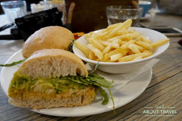donde comer en saint andrews: mitchell's