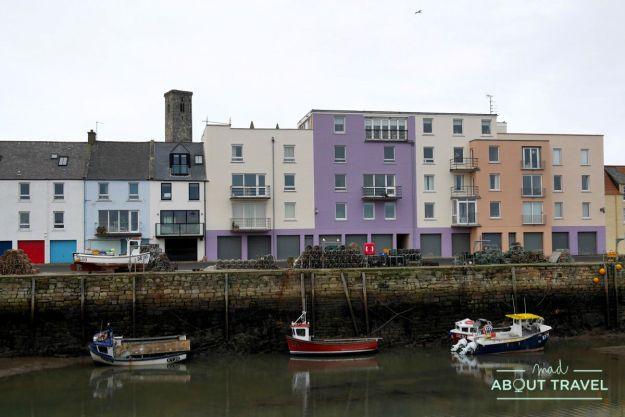 que ver en Saint Andrews: puerto
