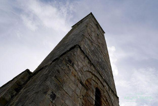 que ver en saint andrews: torre de san régulo