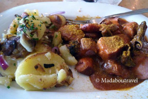 Currywurst en Berliner Republik