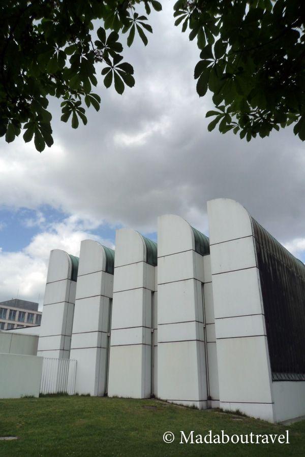 Bauhaus Archiv, Berlín