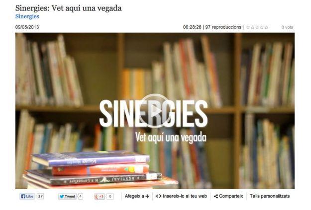 Entrevista en Vallès Visió sobre blogs y periodistas