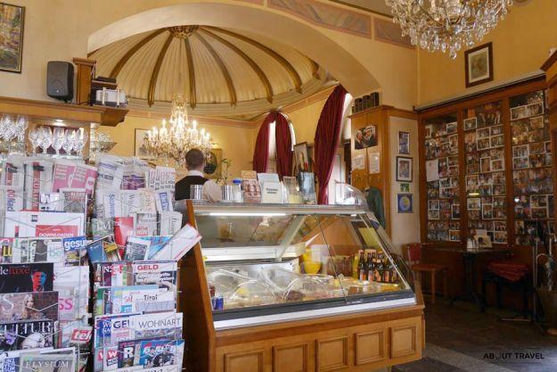 Café Bellaria en Viena