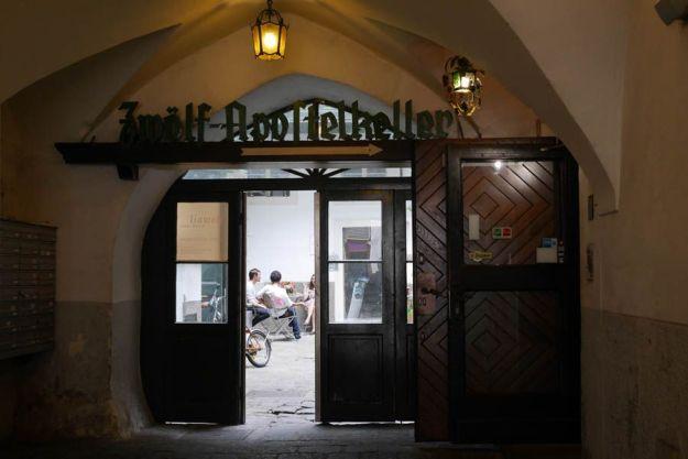 REstaurantes de Viena - Doce Apóstoles