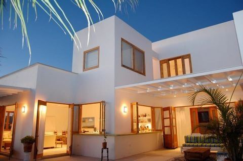 Casa en la playa en Mexico