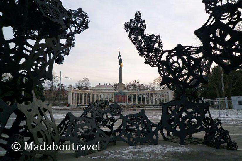 Monumento a la Liberación en Viena