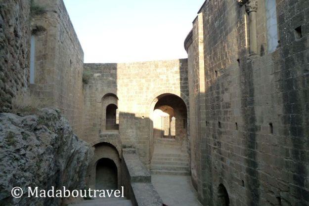 CAstillo de Loarre románico en Huesca