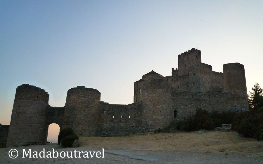 Castillo románico de Loarre Huesca