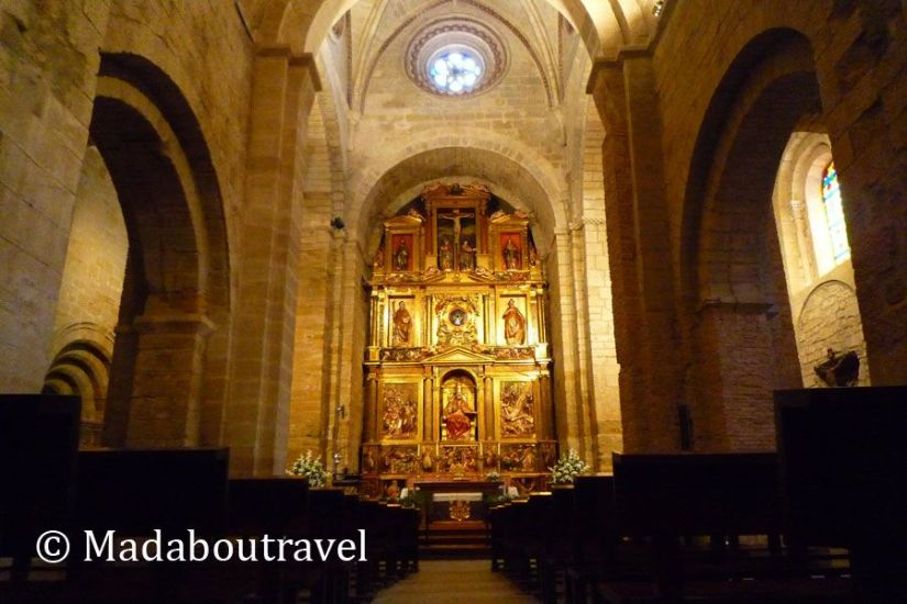 Iglesia de San Pedro el Viejo, Huesca