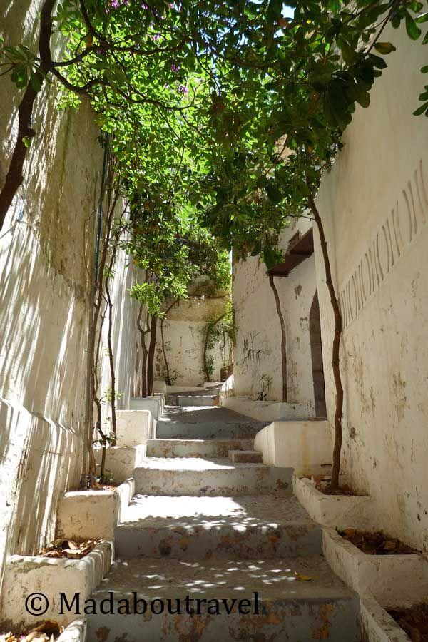 Rincón encantador de Dalt Vila, Ibiza