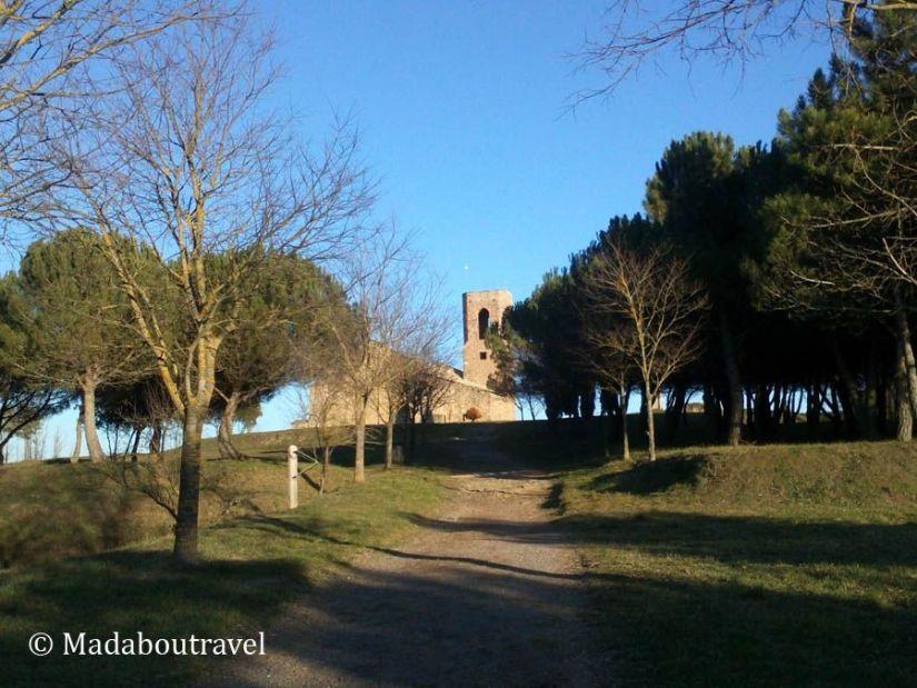 Església de Sant Andreu del Castell de Tona