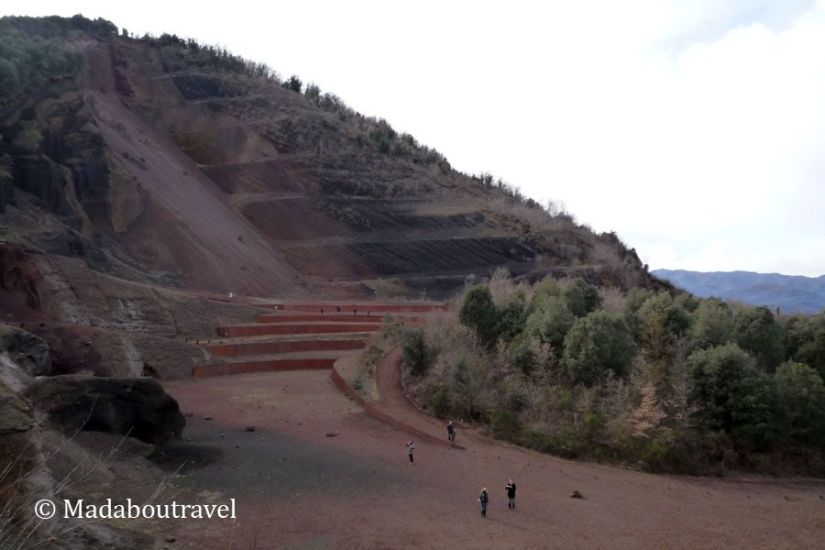 El volcán Croscat