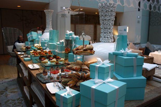 Afternoon Tea en el Hotel Mandarin Oriental de Barcelona