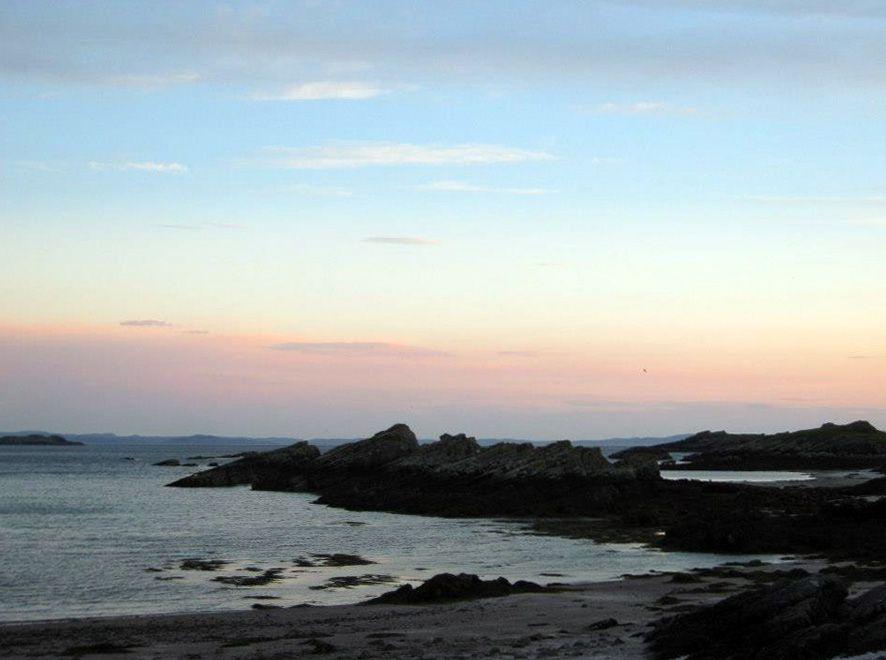 Sunset in Handa