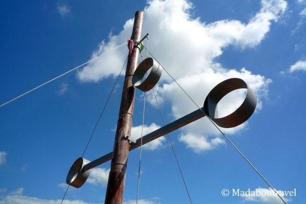 Mecanismo de telegrafía óptica