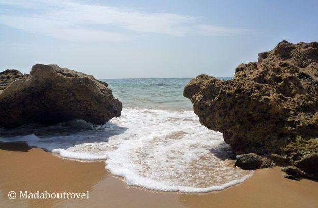 Playa de Caños de Meca en Barbate