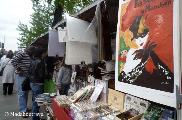 Bouquinistes de París