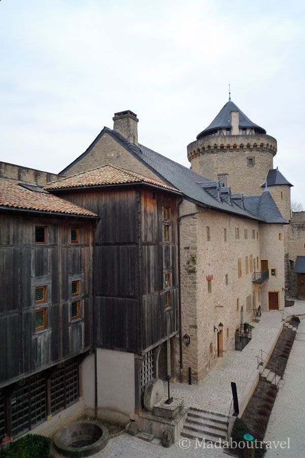 Castillo de Malbrouck