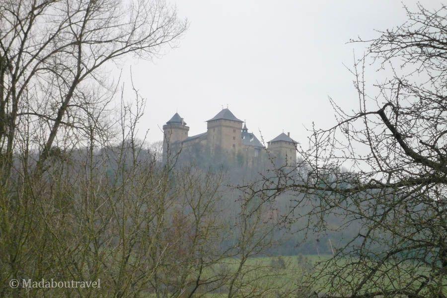 Castillo de Malbrouck, Francia