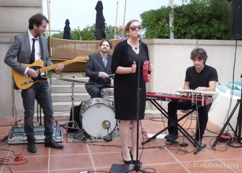 Sinead and the Sinners en las Noches de Arola
