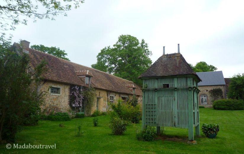Alojamientos en el Manoir des Prévanches
