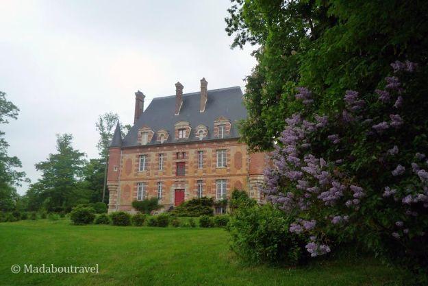 Château des Prévanches, Boisset-les-prevanches