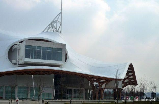Centro Pompidou de Metz
