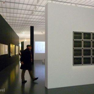 Exposición Une brève histoire des lignes en el Centro Pompidou-Metz