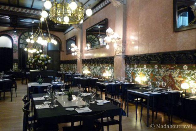 Restaurante Fonda Espanya
