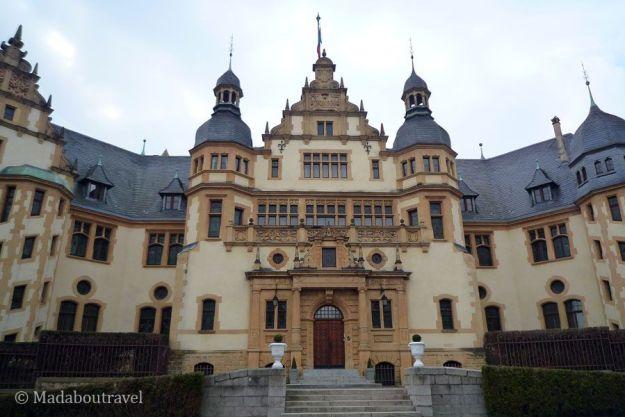 Palacio del Gobernador de Metz
