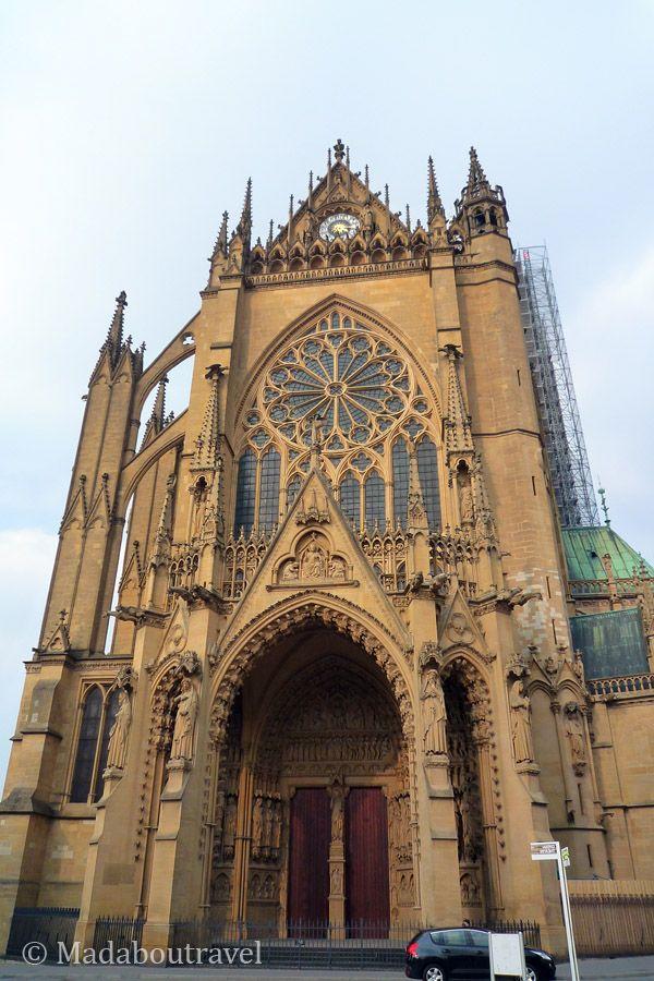 Catedral de San Esteban, Metz