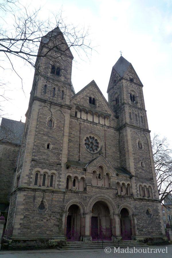 Iglesia Protestante de Metz
