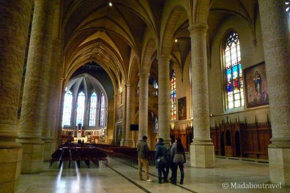 Catedral de Notre Dame de Luxemburgo