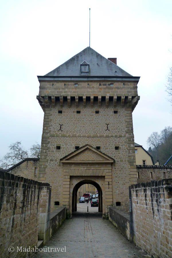 Torres Vauban, en Pfaffenthal Luxemburgo