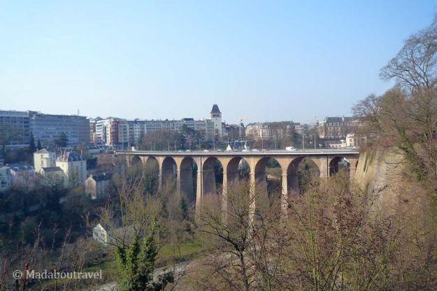 Viaducto de Luxemburgo