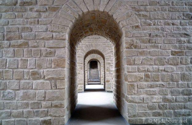 Arcos del Pont du Château de Luxemburgo