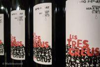 Botellas de vino Les Tres Creus en Cellers Scaladei