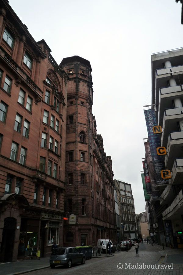The Lighthouse, edificio de Mackintosh en Glasgow