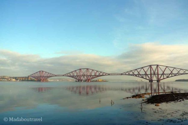 Puente sobre el río Forth