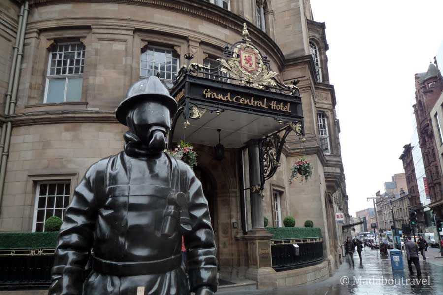 Glasgow Grand Central Hotel