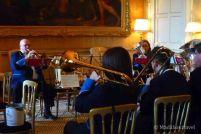 Música en directo para amenizar el Mercado de Navidad de HOpetoun House
