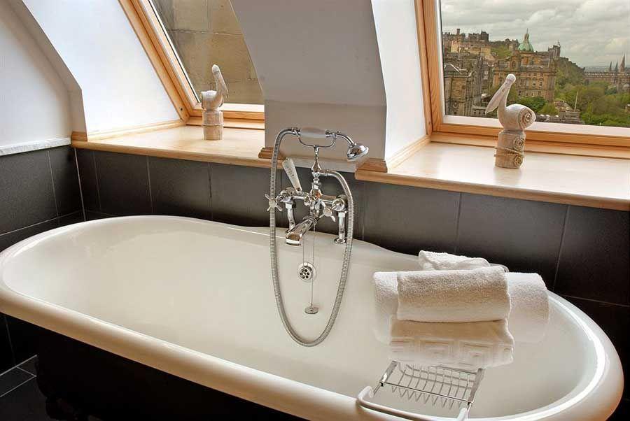 Bañera del Scotsman Hotel