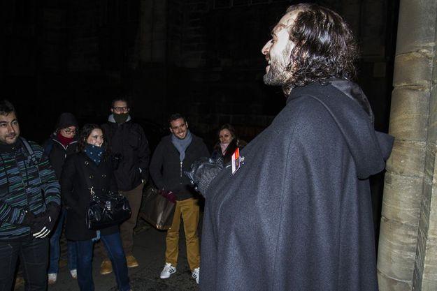 Visita a los secretos de Edimburgo